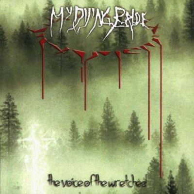 My Dying Bride - The Voice Of The Wretched